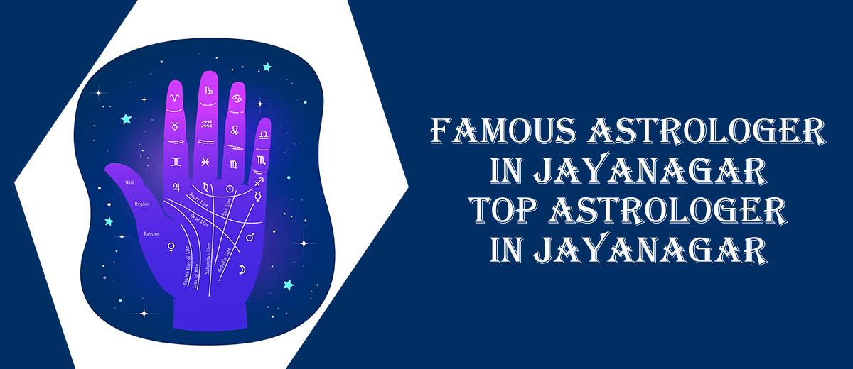 Famous Astrologer in Jayanagar